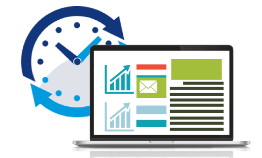 crm self service real time data