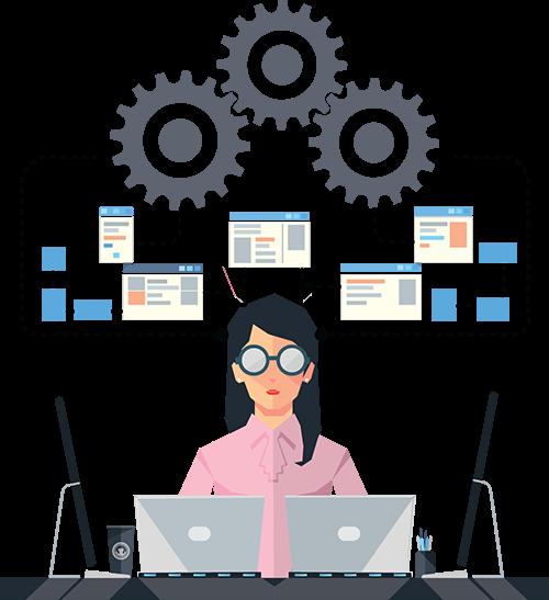salesforce custom development