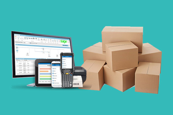 inventory management sage x3 POS