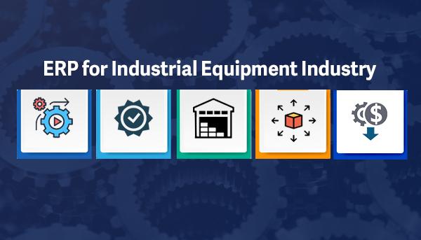 erp industrial equipment