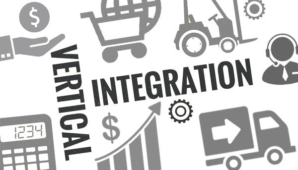 retail management vertical integration