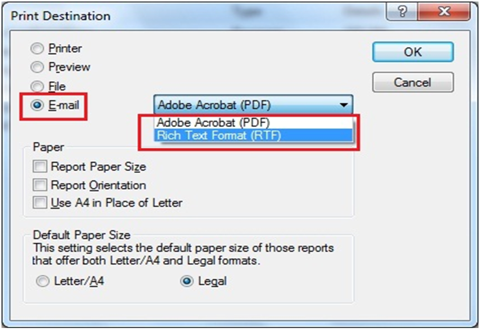 how to change the rtf file to aln file