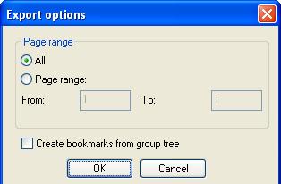 Export Option