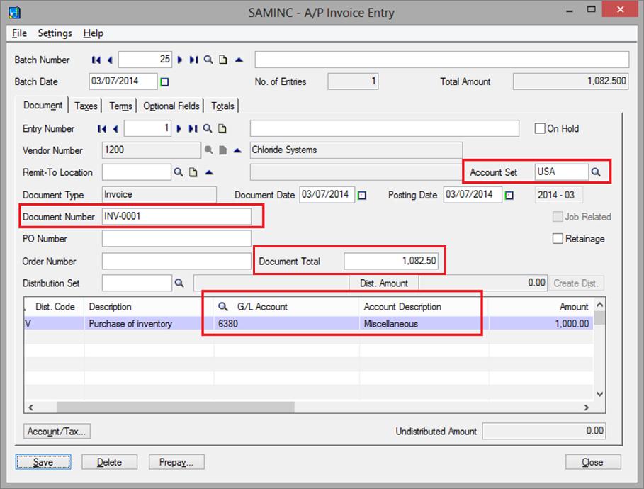 AP-Invoice-Entry
