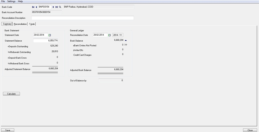 accurate bank reconciliation sage 300 erp tips tricks and