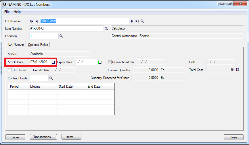 how to change stock inventory in squarespae
