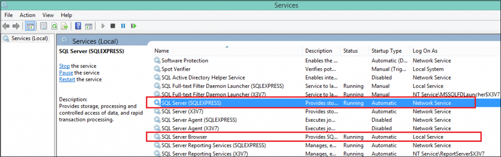 Error while configuring the Sage 300 Web Screens