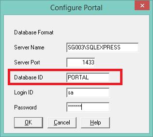 portal database id
