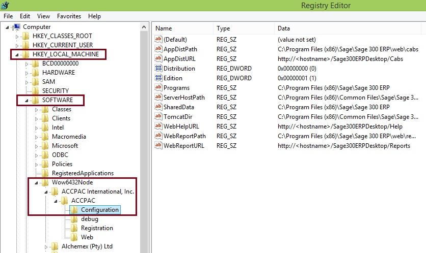 find quickbooks product key registry