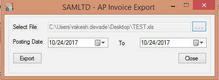 Simplified AP Invoice Report in Sage 300 – Sage 300 ERP
