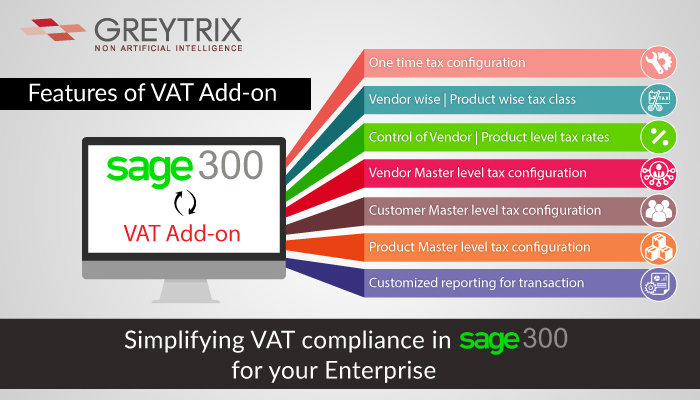 Sage 300 VAT Add-on
