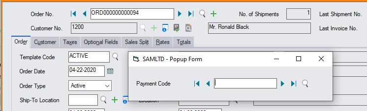 Modern UI