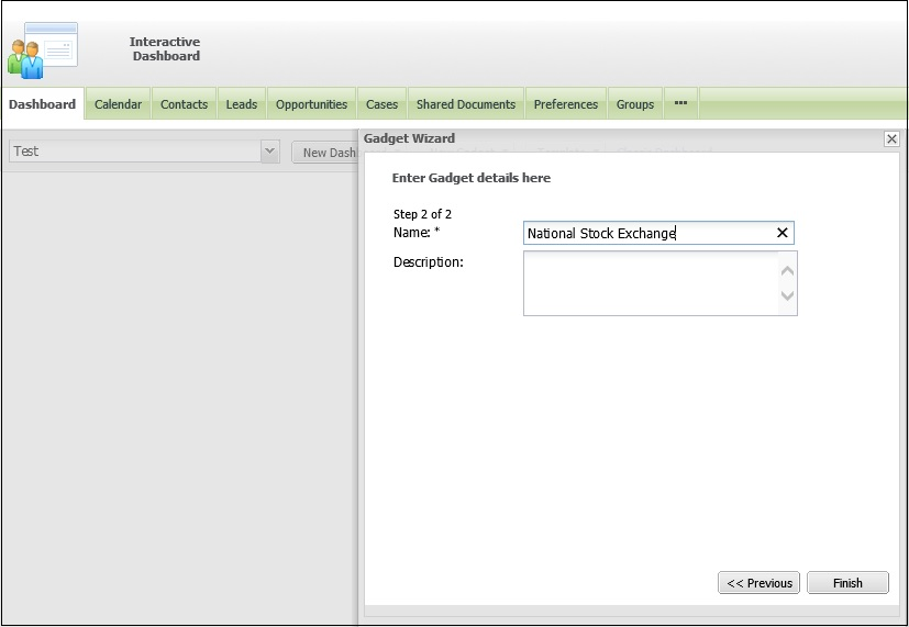 how to get to dashboard on sage one