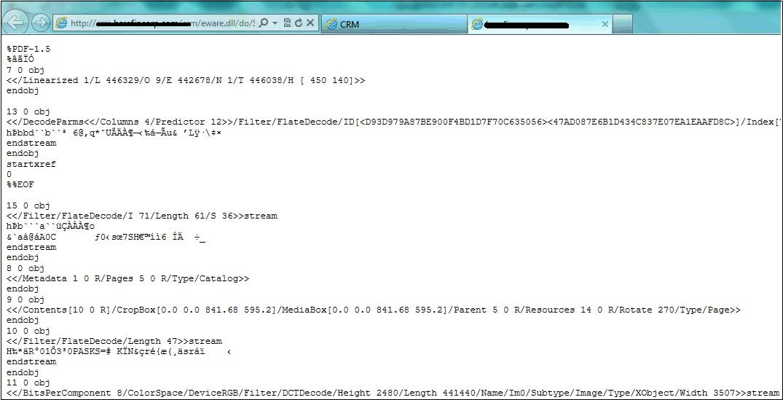 Internet Explorer Will Not Pdf Files