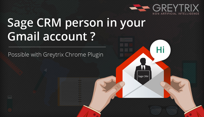 sage crm chrome plugin