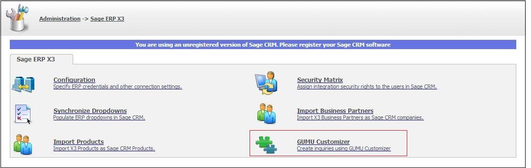 GUMU_Customizer