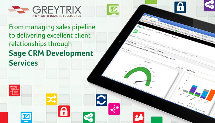 sage crm development services