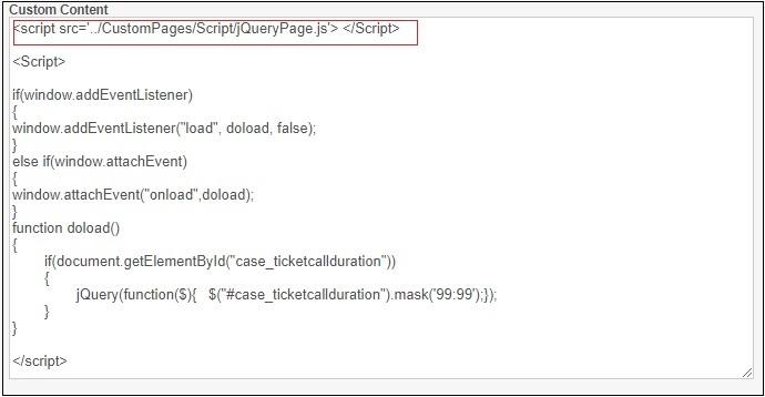 Javascript Code Snippet - 2