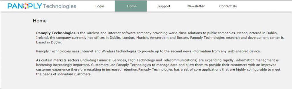 New version of Self Service Portal