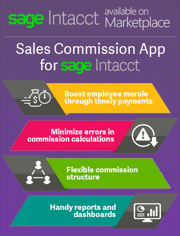 sage intacct sales commission