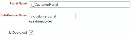 PortalDomainName