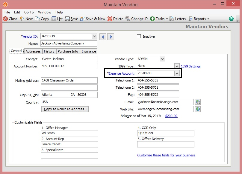 migrate vendor from sage 50 to sage 100