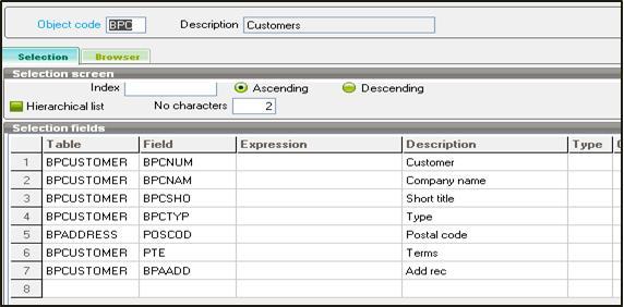 Personalization-Object