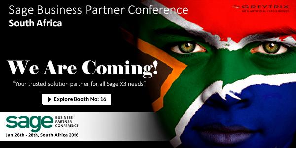 Greytrix Sage Business Partner Conference