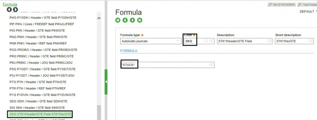 """Search """"SKG"""" and cross check its formula"""
