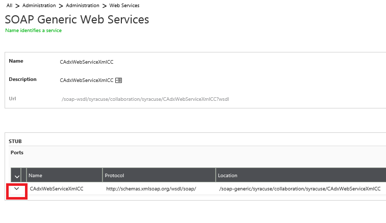 How to Test Web Service in Sage X3 version 9 | Sage X3 ERP - Tips ...