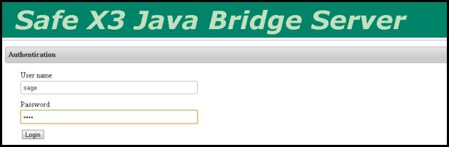 How to Upload the JAR file in the JAVA Bridge Server – Sage