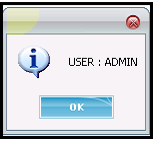 current user in Sage X3