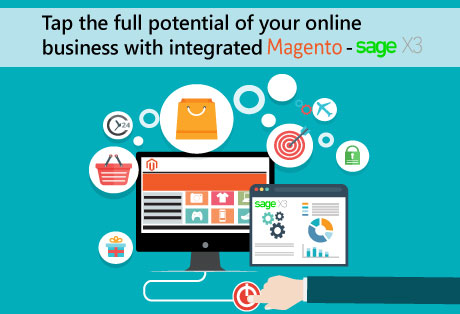 magento and sage x3 integration