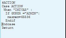 ZMAXMEM code file