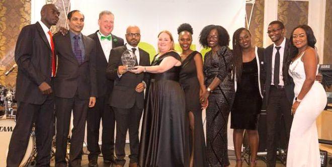 Greytrix Africa Award