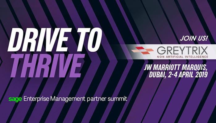 greytrix at Sage Enterprise Management Partner Summit