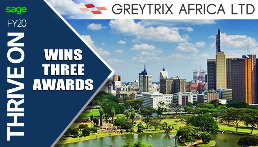 Greytrix Africa Awards