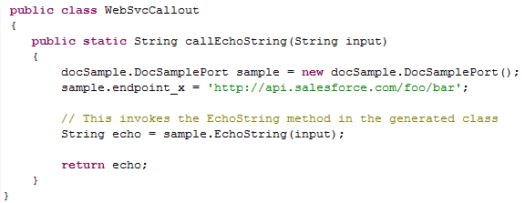 Testing Web Service Callouts – Salesforce com-Tips and