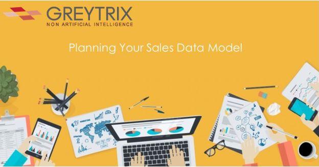 sales data model