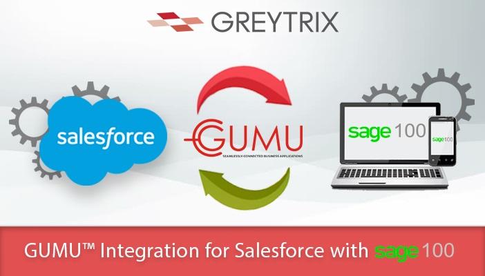 salesforce and sage 100 integration