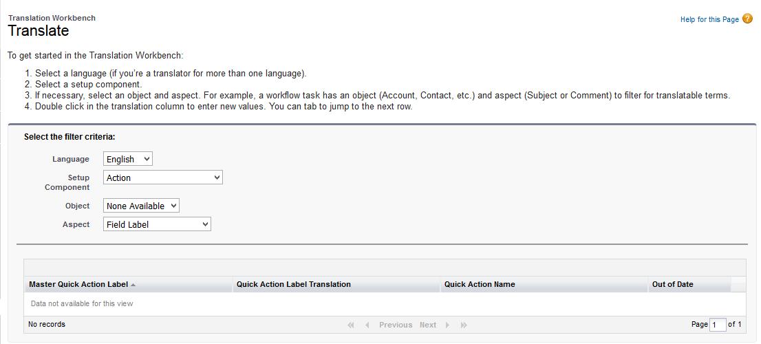Translate Picklist into Multiple Languages – Salesforce com