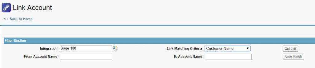 Link Account Header - 100