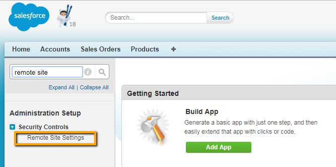 SAGE ERP Integration for Salesforce