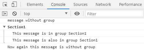 Console Group