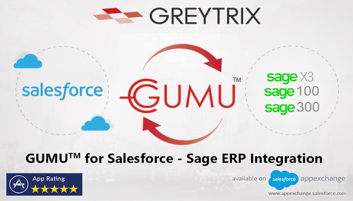 salesforce and sage erp integration