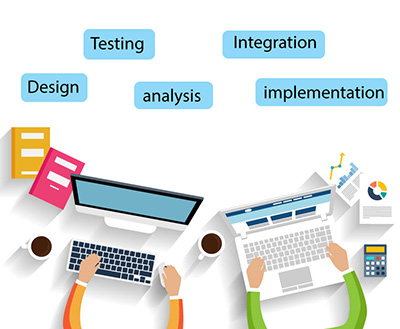 Integrated Application Development Process