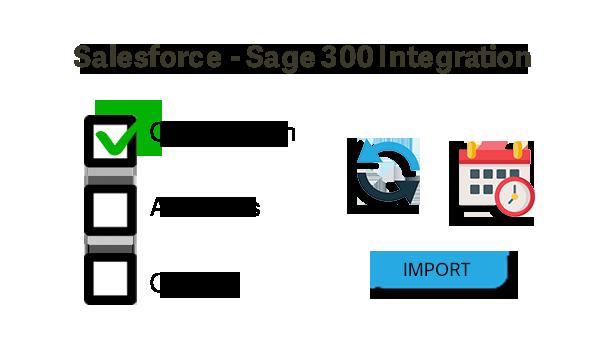 salesforce crm sage integration