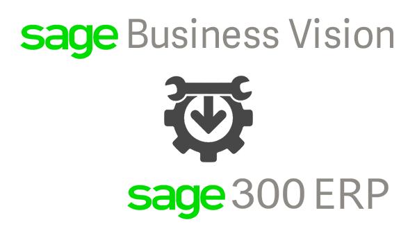 sage business vision to sage 300