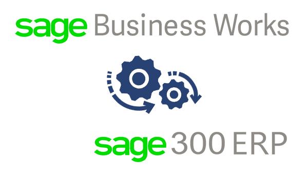 sage business works to sage 300