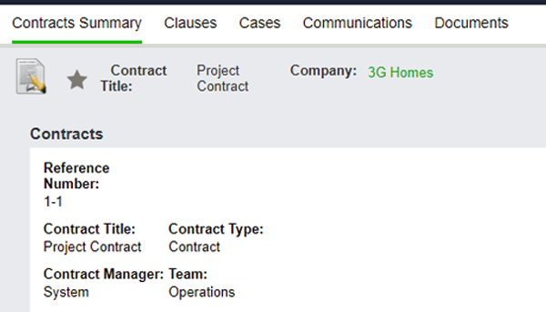 sage crm contract manager